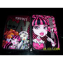 Monster High-cartuchera 2 Pisos De Metal!! Licencia-miralas!