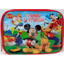 Lunchera Termica Bolso Mickey And Friends