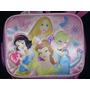 Lunchera Tèrmica Princesas Con Rapunzel -original Disney