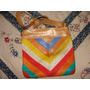 Cartera Morral Multicolor