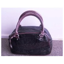 Bolso Puma Marron,lo Use 2 Veces!