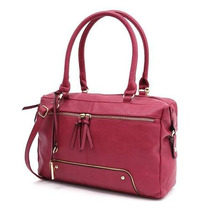 Cartera Brandy Con Bolsillo Bordo