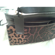 Cartera Prune Animal Print Agotada 2014