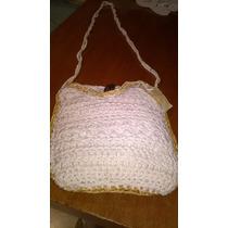 Cartera En Crochet