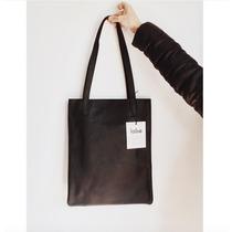 Tote Bag 100% Cuero / Bolso De Cuero / Bolsa De Cuero
