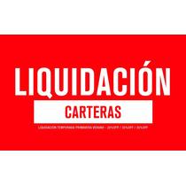 Liquidacion Venta Mayorista 5 Carteras Prune Lote 5 Nuevas