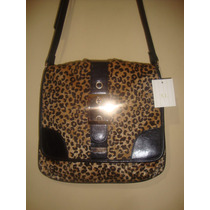 Prune Blaque Xl - Bandolera Morral Extra Large Animal Print