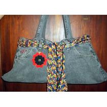 Bolsos De Jeans Reciclados