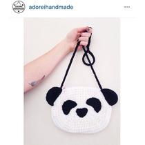Carterita Crochet Panda