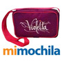 Carteras Violetta Bordadas - Ideal Para Pasear Y Regalar!