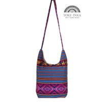 Bandolera - Morral De Aguayo - Morral Artesanal - Toke Inka
