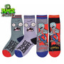 Medias Plantas Vs Zombies Originales Peppa Frozen Star Wars