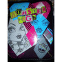 Cartuchera 1 Piso Monster High Original Con Cierre
