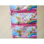 10 Cartucheras Souvenirs Frutillita Barbie Princesa Violetta