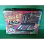 Genios Super Kit Escolar Utiles Crayones Marcadores Acuarela