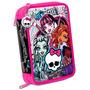Cartucheras Monster High 3 Pisos Original - Mundo Manias