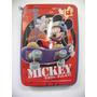 Cartuchera Canopla Lata 1 Piso Mickey Pluto. Original Disney