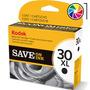 Cartucho Tinta Original Kodak 30xl Negro Esp C110 C310 2150