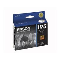 Cartucho Epson 195 T195120-al Negro Para Impresora Xp 201