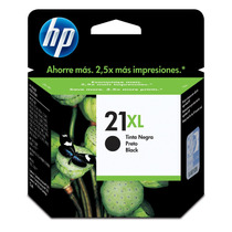 Cartucho Hp 21xl Original Rinde 2,5 Veces Mas C9351cl Gtia