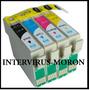 Combo X 4 Epson T195 T196 T197 Altern. Xp101 Xp201 Xp211