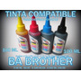 Tinta Mfc® Brother® Compatible Innobella Color Inkjet 4 Col