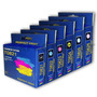 Combo Cartuchos Epson T50 1410 Alternativos X Los 6 Colores