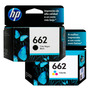 Cartucho Hp 662 Original Negro O Color Gtia Oficial Fc A/b