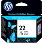 Cartucho Hp 22 Tricolor Original (f4180 - Psc 1410)