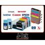 Cartucho Alternativo Epson C63/65/83/85/cx6500/cx6300/cx3500