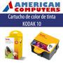Cartucho Original Color Para Impresora Kodak 10