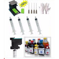 Kit Recarga Para Cartuchos Hp -3050 2050 D110 4480 C5580