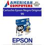 Cartucho Epson 90 Negro Original C92 Cx5600 T21 T21 Tx100