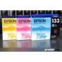 Epson 133 Promo X3 Unidades Originales - Printersup