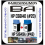 Pack Cartuchos Hp 51629a 51649a Hp 6614d 51649a