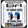 Cartuchos Hp 51629a 51649a Hp 6614d 51649a Pack Dual