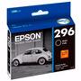 Cartucho Epson T296 Tinta Negra Original Xp431 Y Xp231