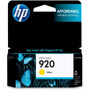 Cartucho Hp 920 Amarillo Ch636an P/ 7500a Original