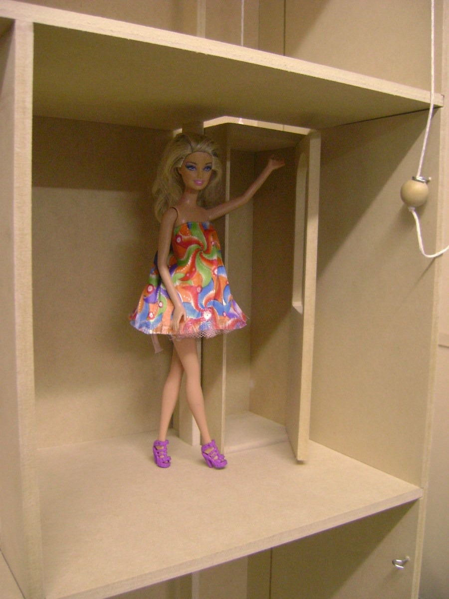 Munecas de barbies hd 1080p 4k foto - Casa de barbie con ascensor ...