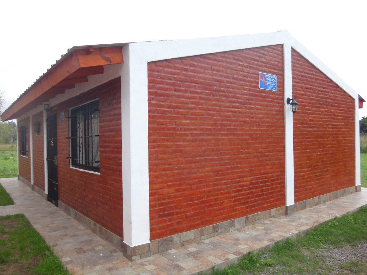 Casas en venta en 1 city bell la plata mercadolibre - Casa de ladrillos ...