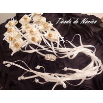 Mini-ligas , Ligas Ceremonia Cintas Casamiento Bodas Anillo