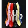 Cuchara Plastica De Color Con Soporte Para Taza X10 Unidades