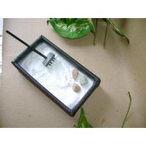 Souvenirs Jardin Zen Mini 9 X 18 Cm En Cuero