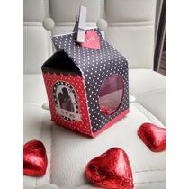 Souvenir Caja Packaging Casamiento Aniversarios Chocolates