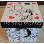 Cajas Con Chocolatines Personalizados,bodas,15 Años,cumples