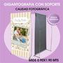 Gigantografia Fotos Casamientos Boda 90x1.90 Mts C/soporte