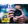 X100 Impresiones Fotos Digitales 10x15 + 4 13x18 Gratis!!