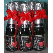 Botellas Personalizadas Champan Chandon Por 187
