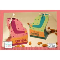 Souvenir Evento Caja Personalizadas Baby Shower Nacimiento
