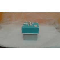 Souvenirs Cajitas Decoupage Boda Aniversario 15 Años X10